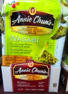 Annies Wasabi Snacks