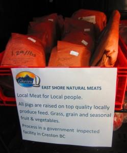 Local Pork