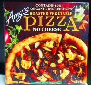 Organic Amys Pizza