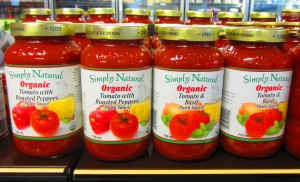 Organic Pasta Sauce